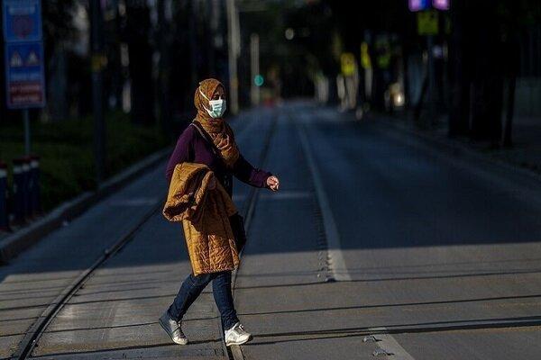 109 فوتی و 3122 مبتلای جدید به کرونا در ترکیه