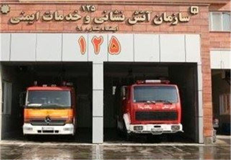 انجام 952 مورد عملیات اطفاء حریق در کرمان در سال 92