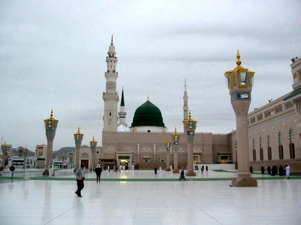 مسجد النبی یکشنبه باز می گردد