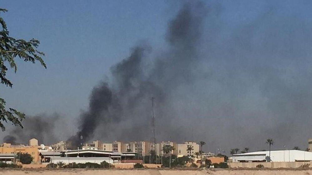 آمریکا پاتریوت را در بغداد آزمایش کرد