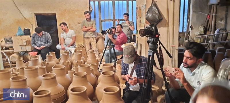 مستند دیار ماندگار در لالجین ساخته شد