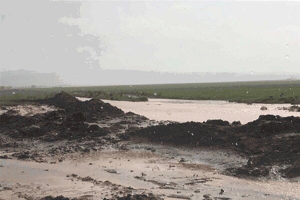 وقوع سیل در مناطق کوهستانی اردبیل ، هشدار به اهالی دره رود اصلاندوز