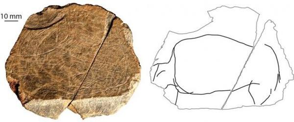 آثار هنری که متعلق به عصر یخبندان هستند