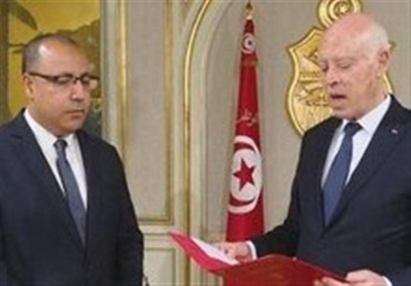 کابینه جدید تونس سوگند یاد کرد